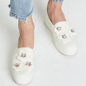 Kate Spade x Keds Triple Decker Flowers Size 8
